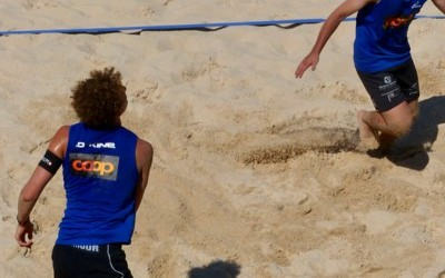 Tournoi de Sandball