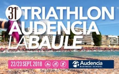 Triathlon Audencia La Baule