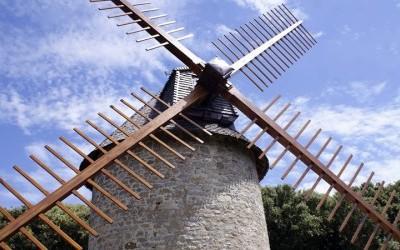 Visite du moulin de la Providence