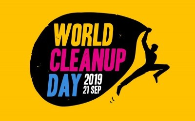 World Clean Up Day à Pornic