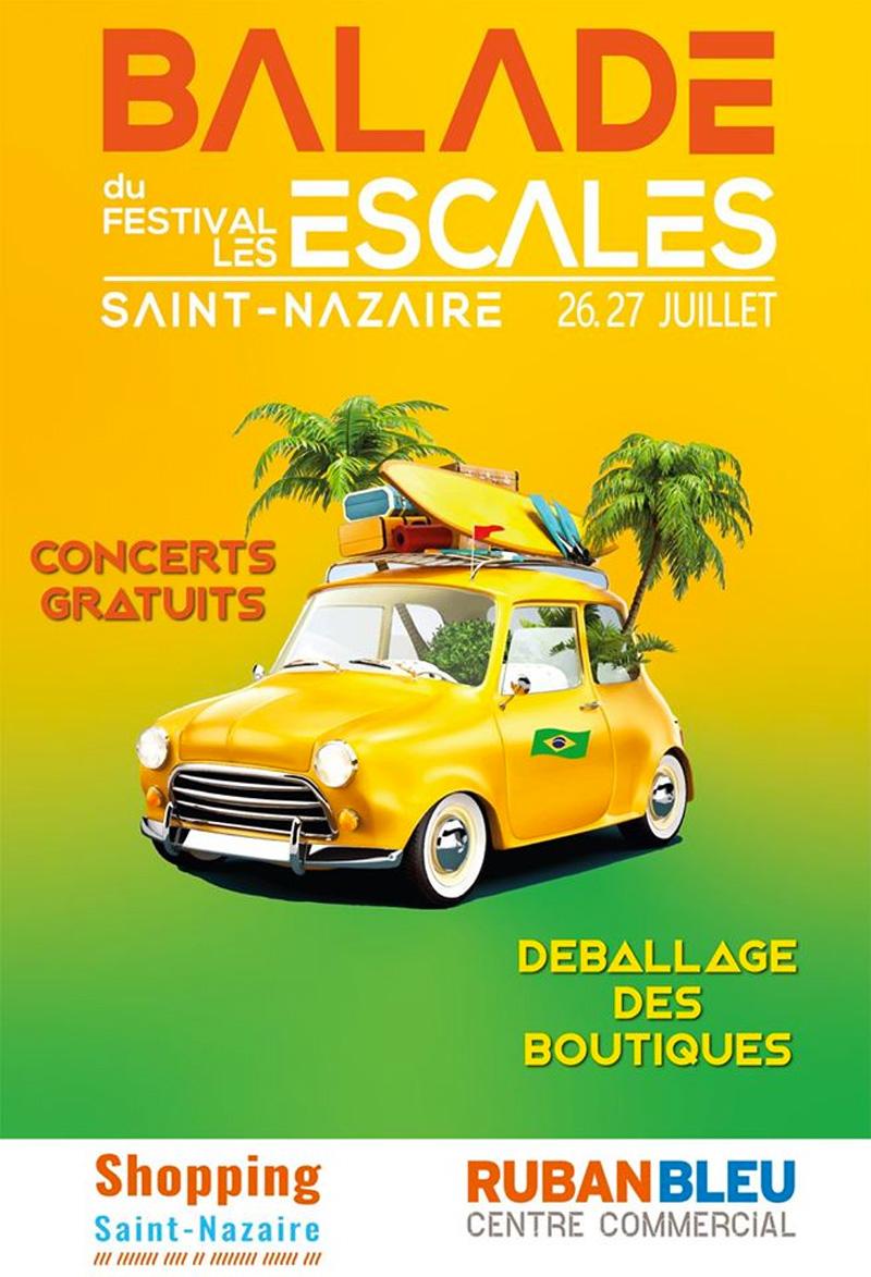 Balade du festival Les Escales