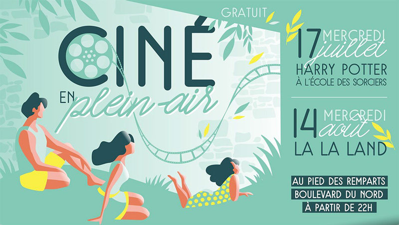 Cinéma en plein air : La La Land