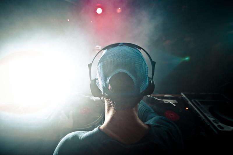 Concert electro deep house Radio FG