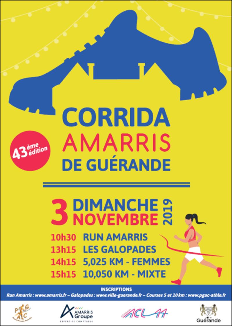 Corrida Run Amarris de Guérande