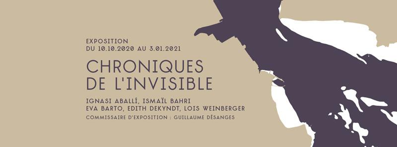 Exposition au Grand Café : Chroniques de l'invisible