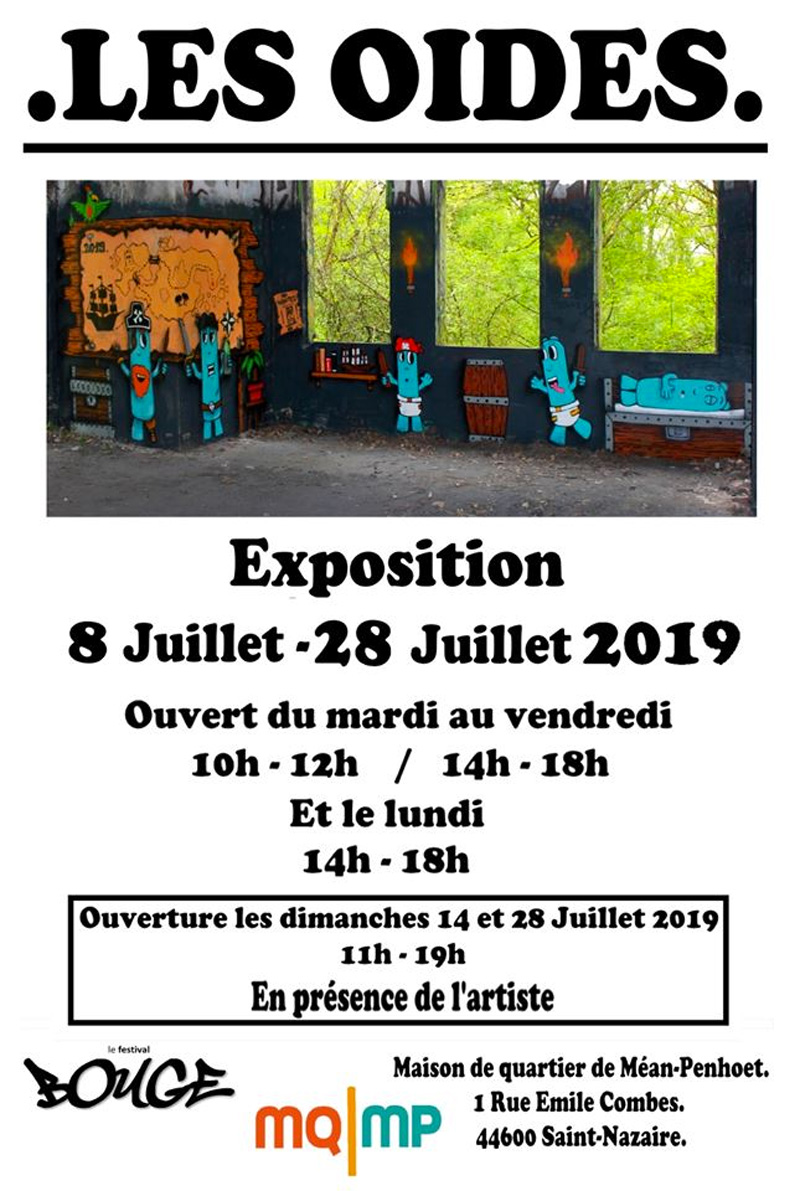 Exposition Les Oides