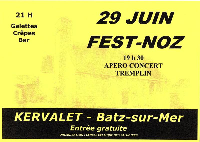 Fest-Noz de Kervalet