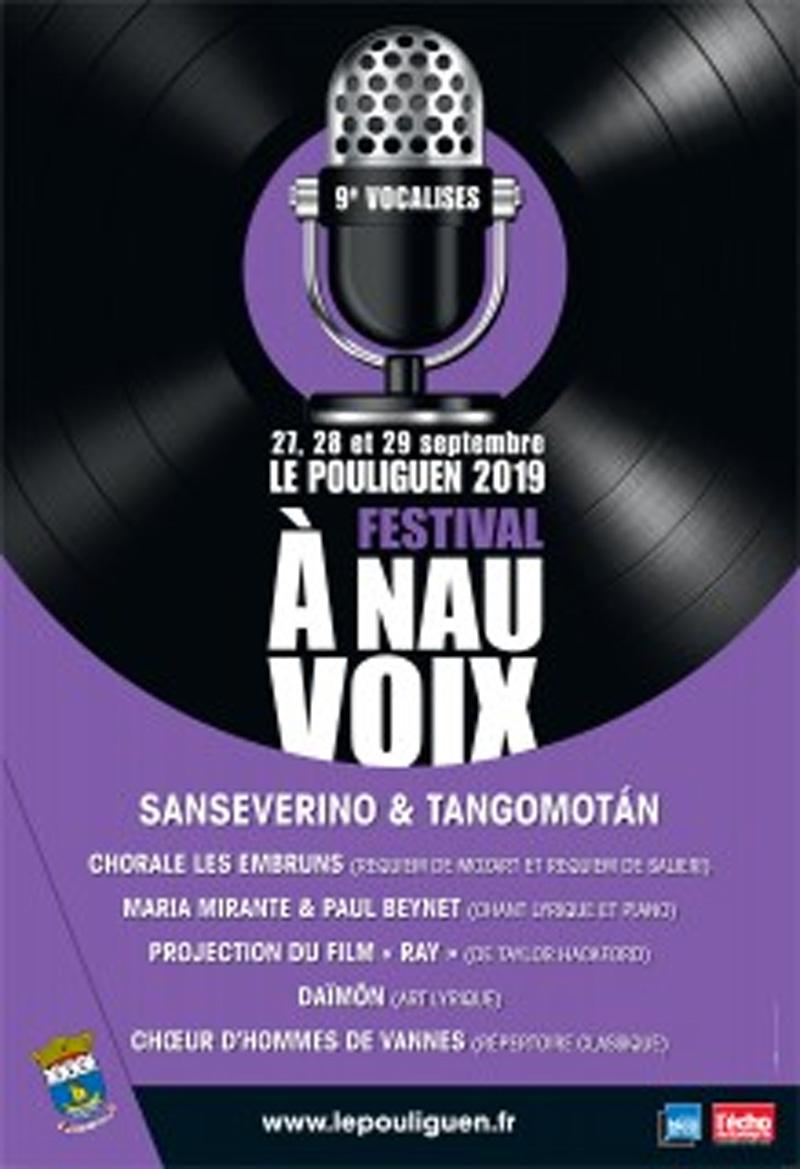Festival À Nau Voix