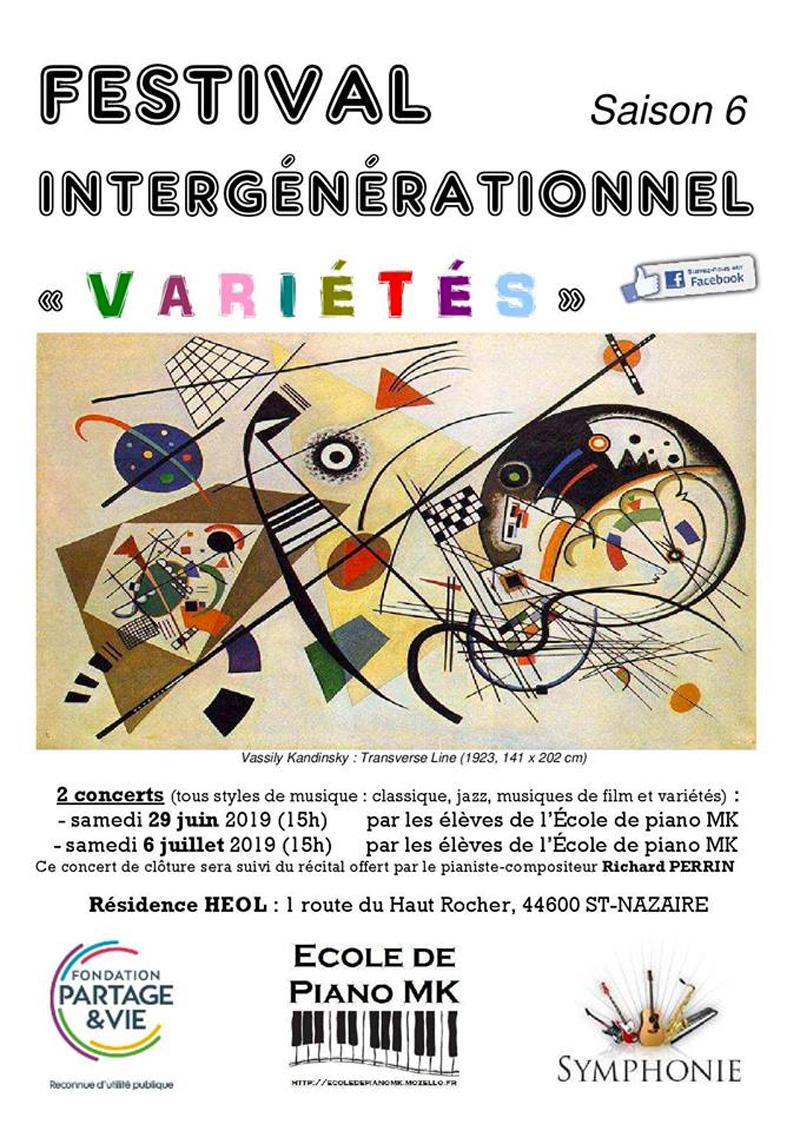 Festival Intergénérationnel