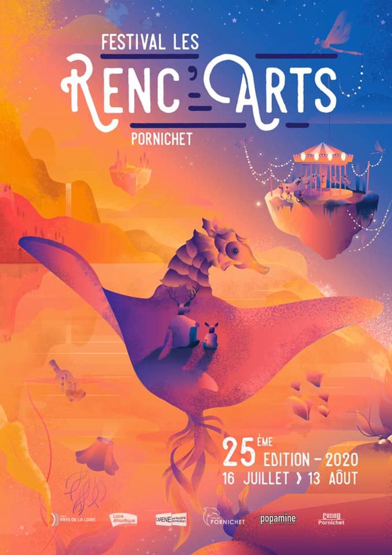 Festival Les Renc'Arts 2020