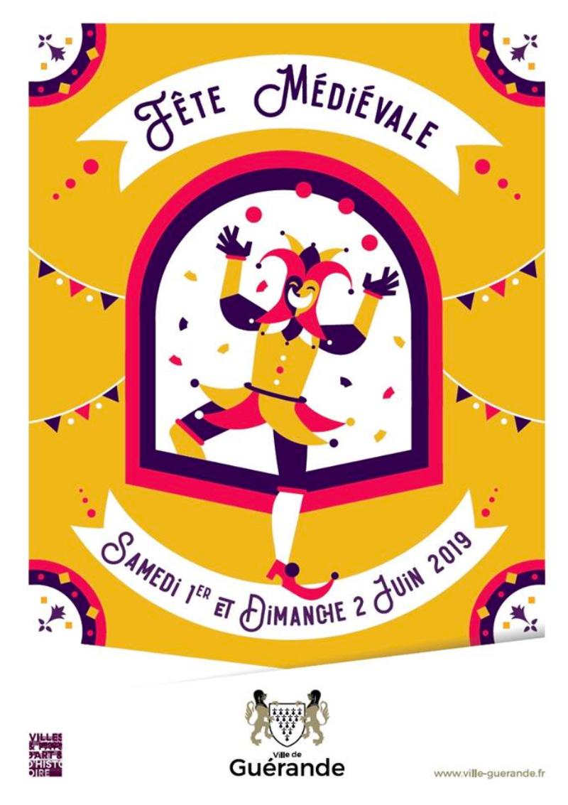 Fête médiévale de Guérande