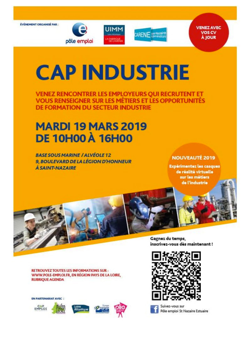 Forum CAP Industrie