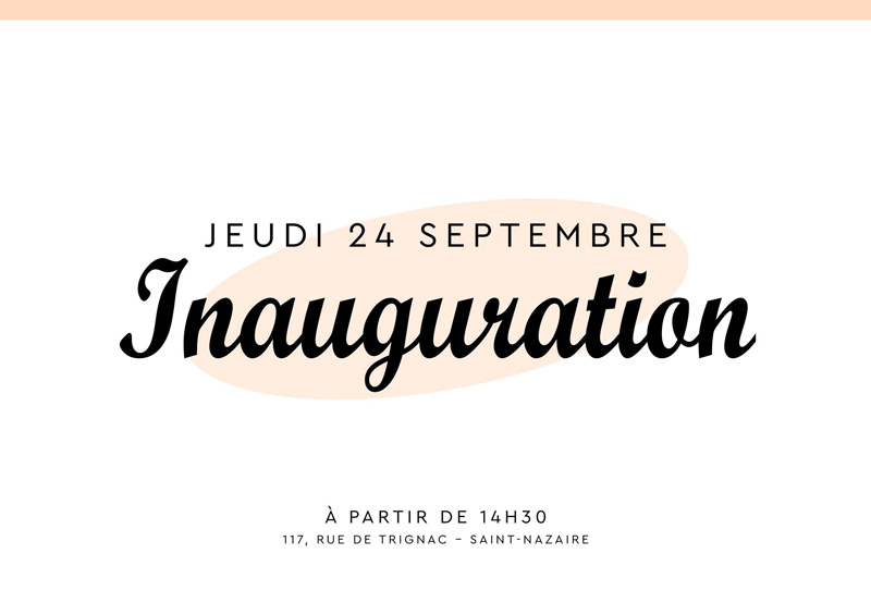 Inauguration Le Chantilly