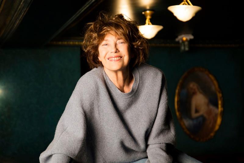 Jane Birkin aux rendez-vous de La Baule