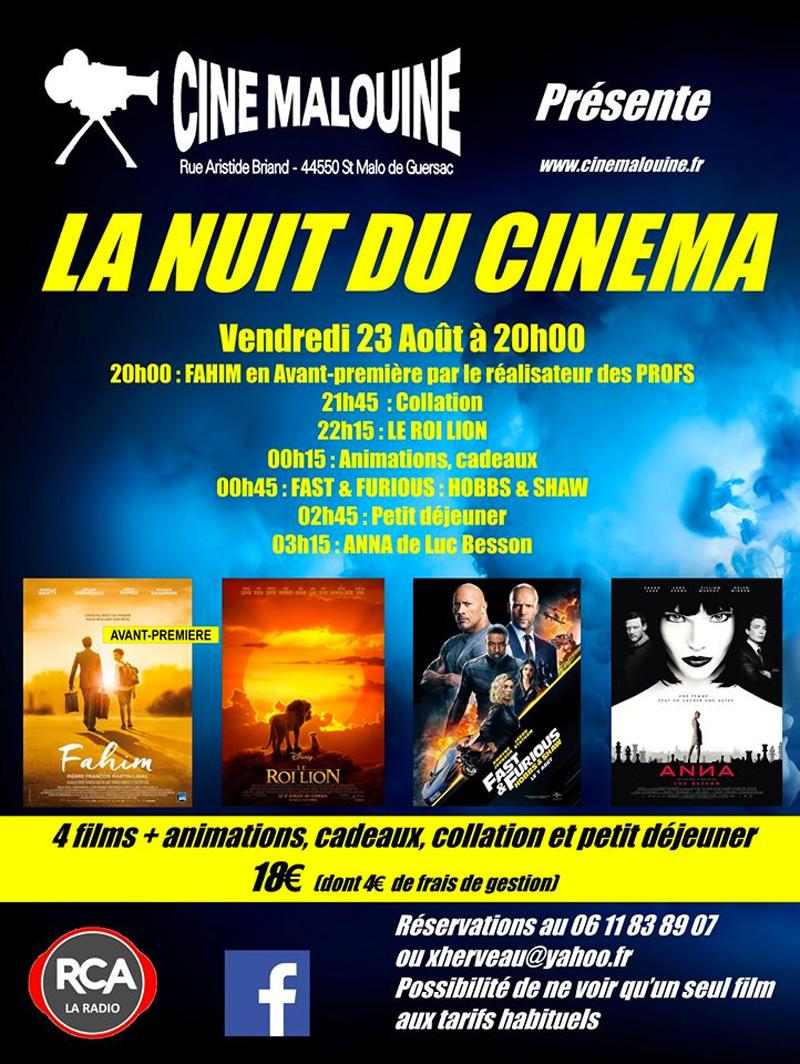 La Nuit du Cinéma
