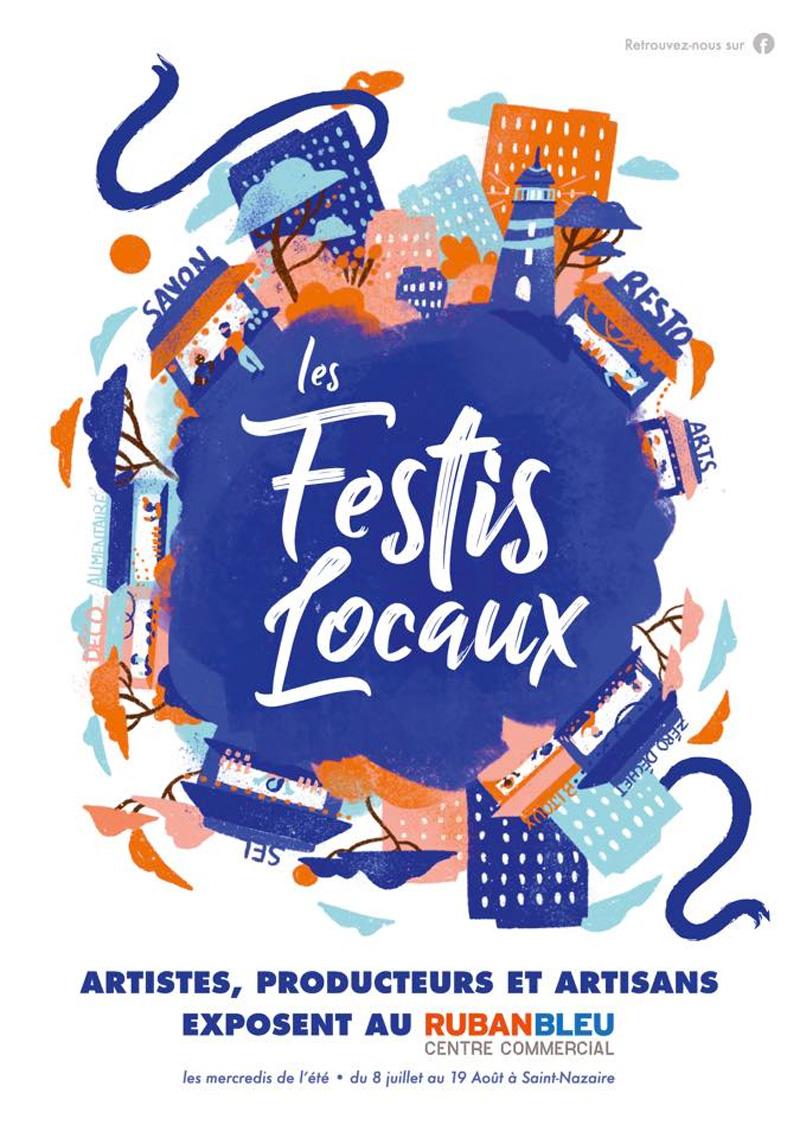 Les Festis Locaux au Ruban Bleu