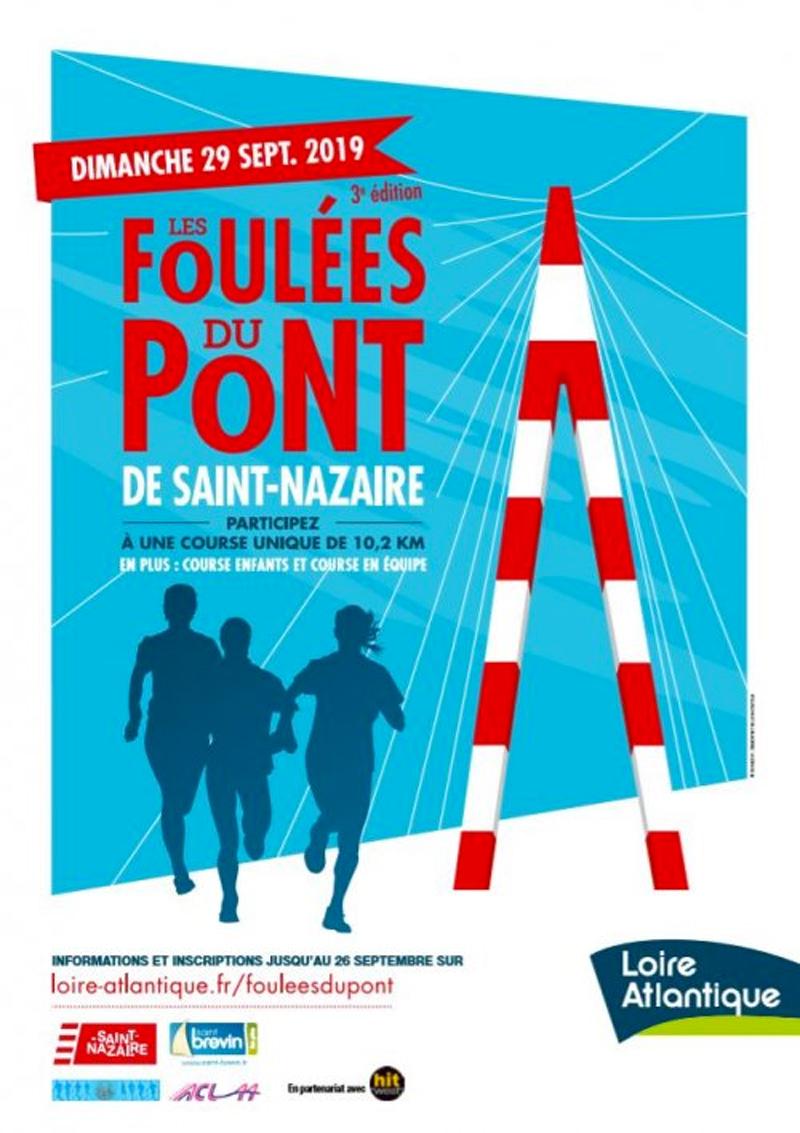 Les Foulées du Pont de Saint-Nazaire