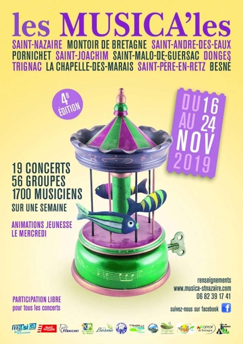 Les Musicales 2019