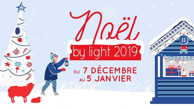Noël by light