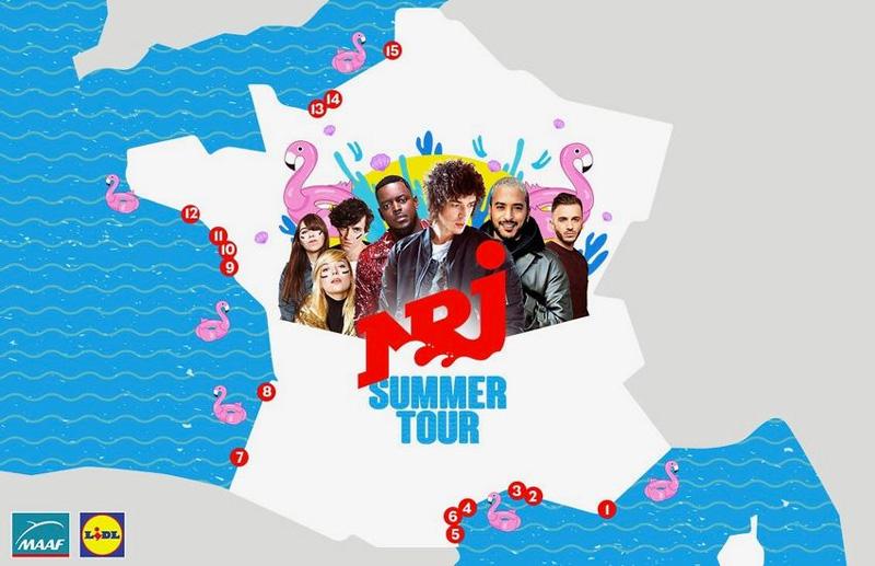 NRJ Summer Tour