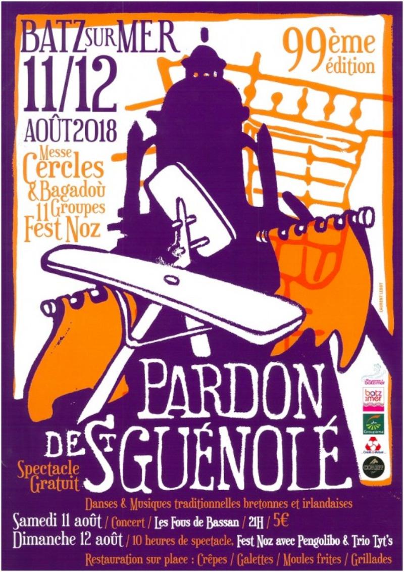 Pardon de Saint-Guénolé