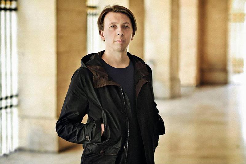 Rencontre avec l'écrivain ukrainien Markiyian Kamysh