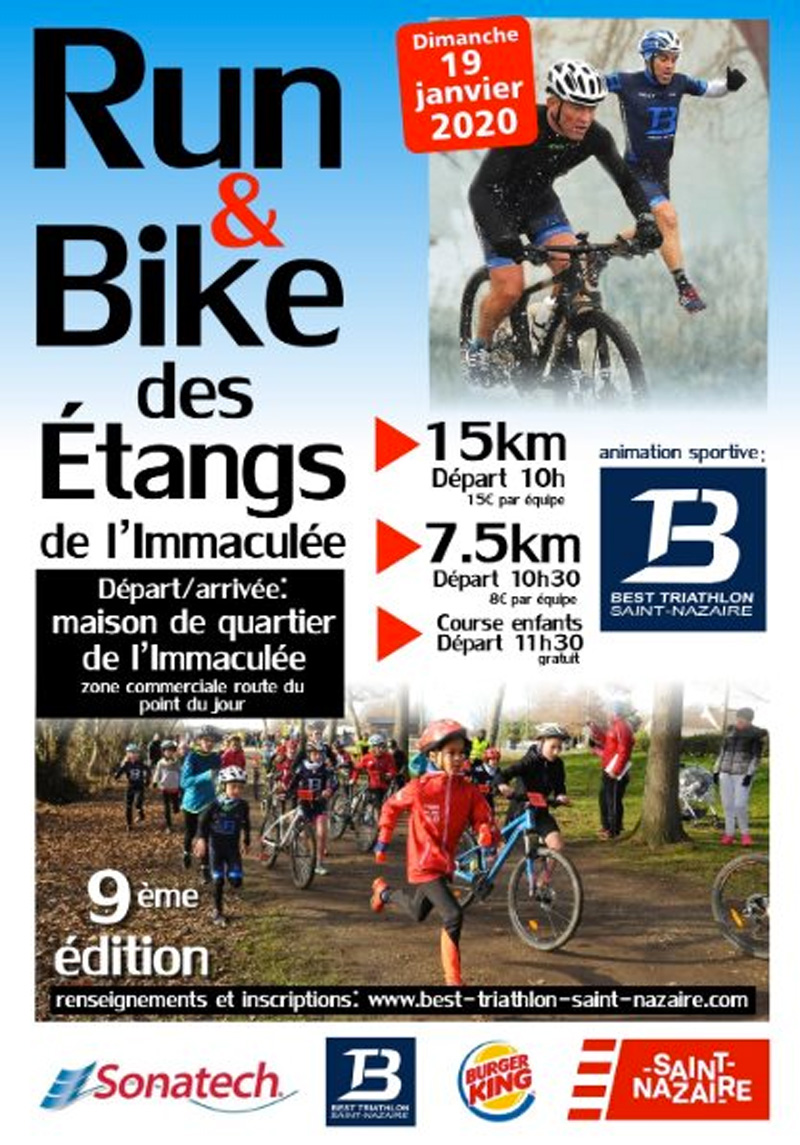 Run & Bike des étangs