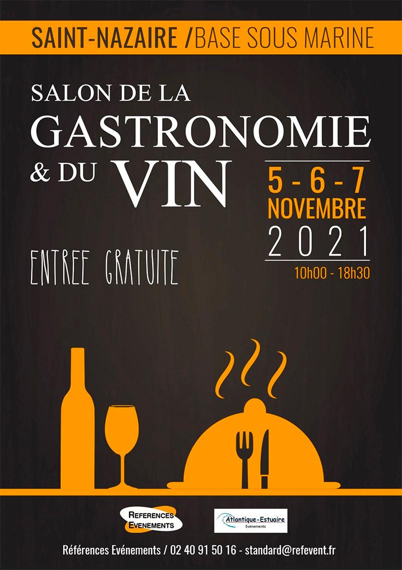 Salon de la Gastronomie & du Vin 2021