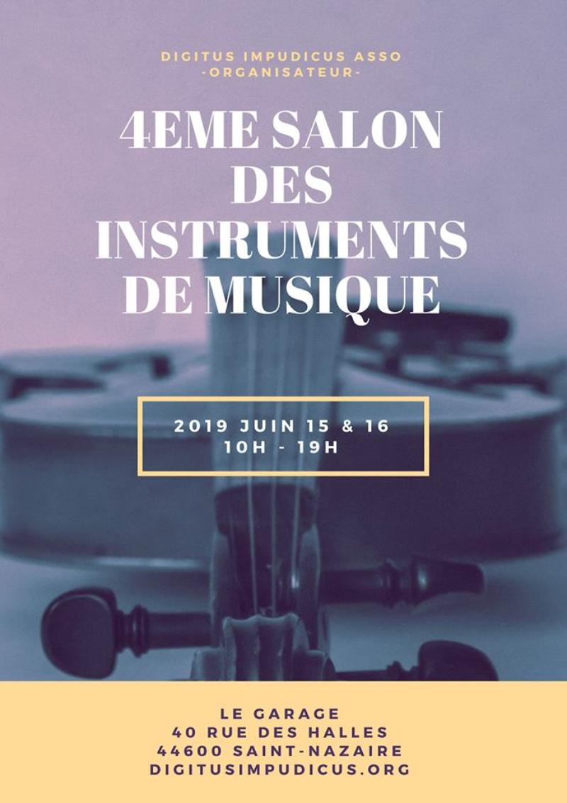 Salon des instruments de musique