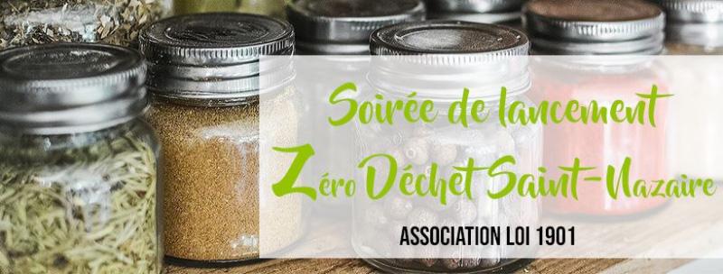 Soirée de lancement Zéro déchets Saint-Nazaire
