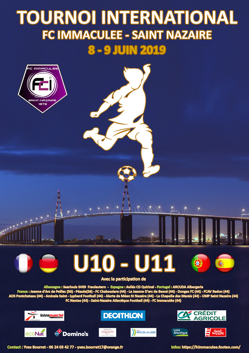 Tournoi International U10 U11