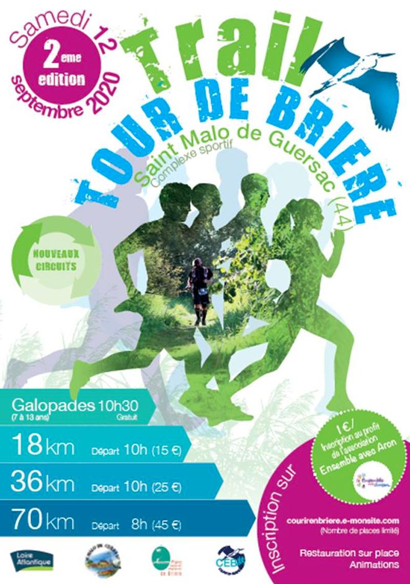 Trail Tour de Brière 2020