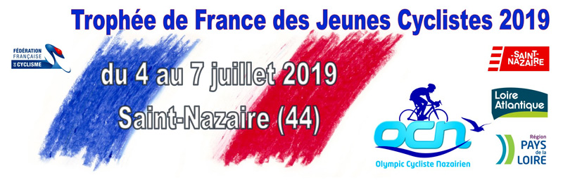 Trophée de France des jeunes cyclistes 2019