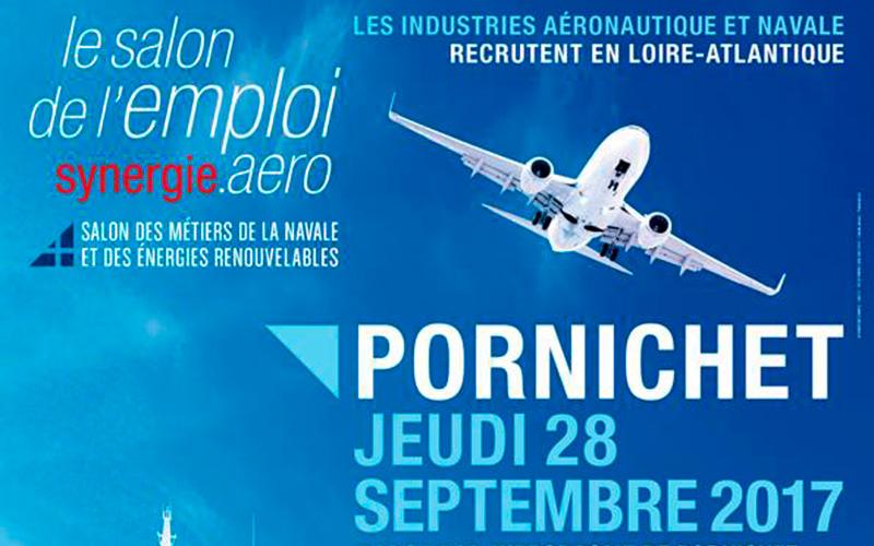 Salon de l'Emploi Aéro à Pornichet le 28 septembre