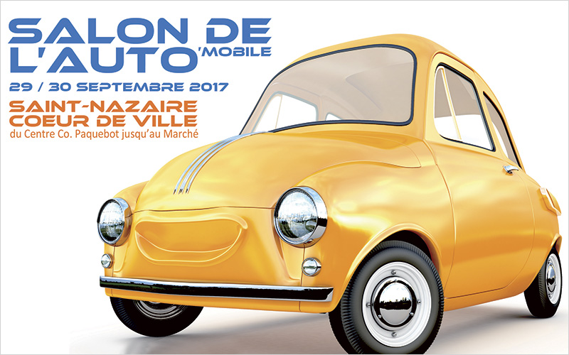 2ème Salon de l'Auto à Saint-Nazaire ce week-end