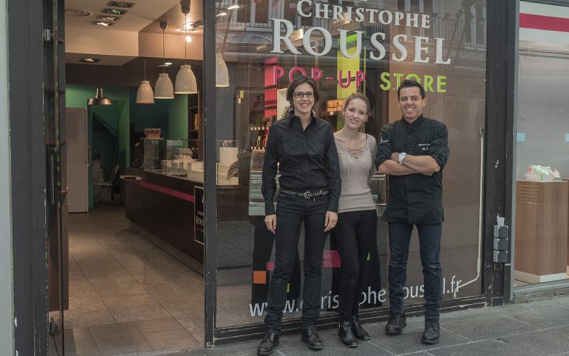 Christophe Roussel lance une boutique éphémère à Saint-Nazaire