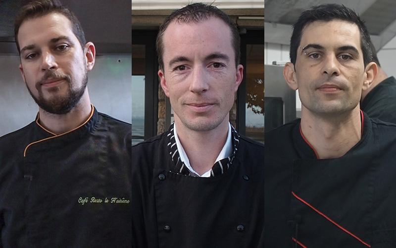 La Journée Mondiale du Burger inspire 3 chefs de Saint-Nazaire