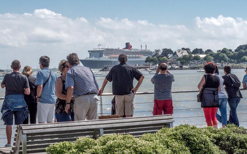 Pour un tourisme collaboratif, Saint-Nazaire cherche ses greeters