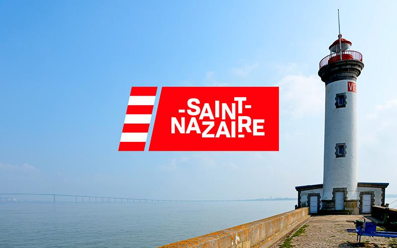 Un nouveau logo pour la ville de Saint-Nazaire, qu'en pensez-vous ?