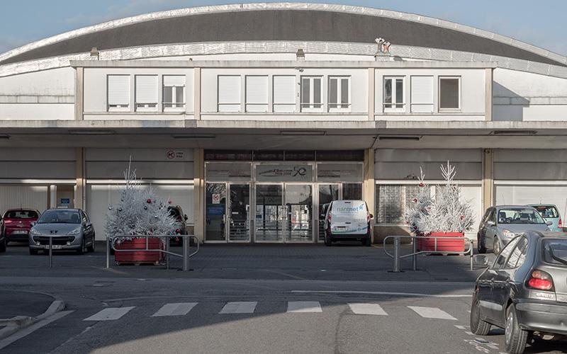 Travaux à venir : la rénovation des halles de Saint-Nazaire