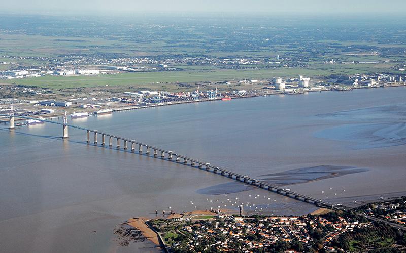 Port de Saint-Nazaire : de nouveaux projets à l'horizon 2025