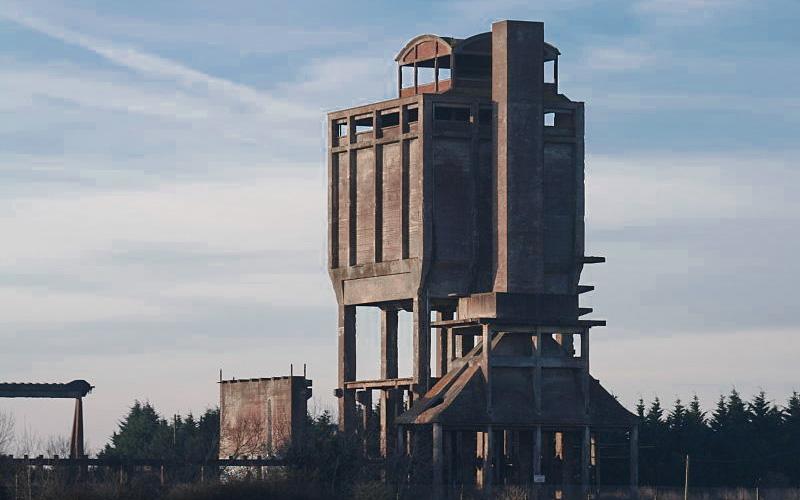 2 jours pour photographier les Forges de Trignac en Lumière