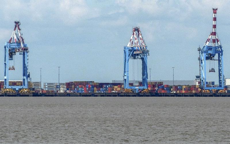 Le terminal conteneur de Montoir-de-Bretagne s'agrandit