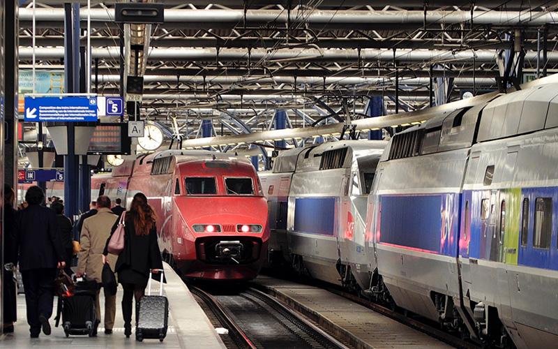 LivingPackets vous rémunère quand vous prenez le train
