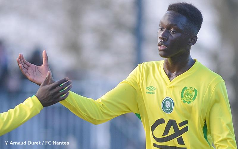 Batista Mendy, de Kerfaouët au FC Nantes, un parcours qui impressionne