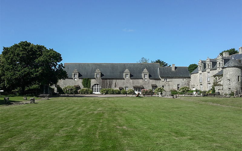 Mobilisation pour sauver le Château de Careil à Guérande