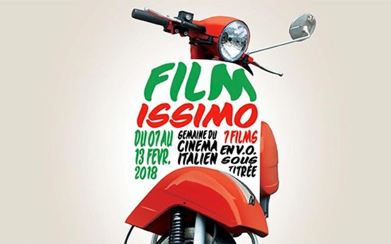 Filmissimo : semaine du cinéma italien à Saint-Nazaire