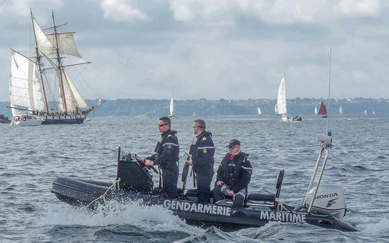 Saint-Nazaire : création d'un peloton de sûreté maritime et portuaire