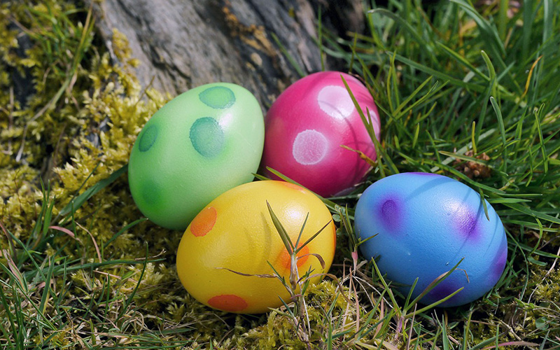 Où chasser les oeufs de Pâques à Saint-Nazaire et ses alentours ?