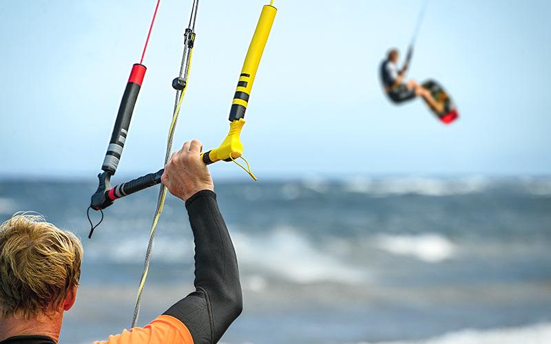 Engie Kite Tour : les kitesurfs dans le vent à La Baule ce week-end